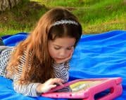 iPad 2/3/4 Kids Child Shock-proof Cover Case